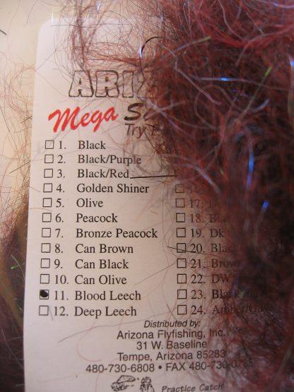 Image of AZ Mega Simi Seal Blood Leech