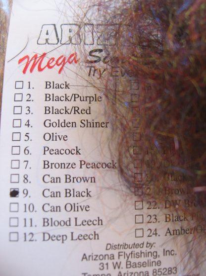 Image of AZ Mega Simi Seal Canadian Black