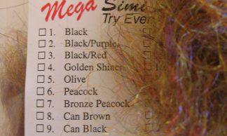 Image of AZ Mega Simi Seal Canadian Olive