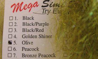 Image of AZ Mega Simi Seal Olive