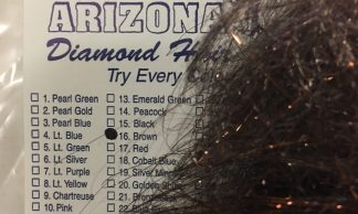 Image of AZ Diamond Hair Brown
