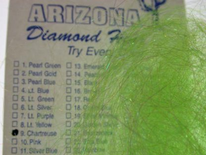 Image of Arizona Diamond Hair - Chartruese