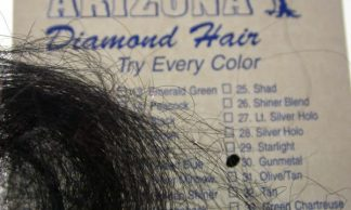 Image of Arizona Diamond Hair - Gunmetal