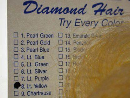 Image of Arizona Diamond Hair - Light Yellow