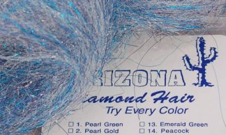 Image of Arizona Diamond Hair - Light Blue