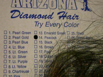 Image of Arizona Diamond Hair - Peacock