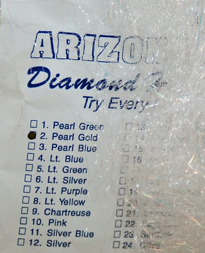 Image of Arizona Diamond Hair - Pearl Gold