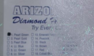 Image of Arizona Diamond Hair - Pearl Green