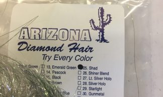 Image of AZ Diamond Hair Shad