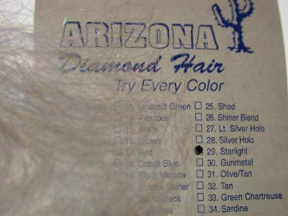 Image of Arizona Diamond Hair -Starlight