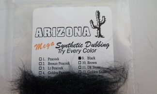 Image of AZ Mega Synthetic Dubbing Black