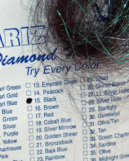 Image of Arizona Diamond Hair - Black