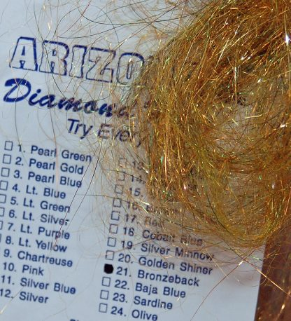 Image of Arizona Diamond Hair - Bronzeback
