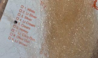 Image of Arizona Minnow Hair - Cream