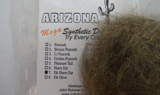 Image of AZ Mega Synthetic Dubbing Dk Hares Ear