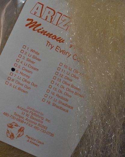 Image of Arizona Minnow Hair - Honey