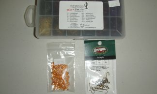 Image of Egg Sucking Leech Fly Tying Kit