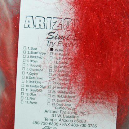Image of Arizona Simi Seal - Red