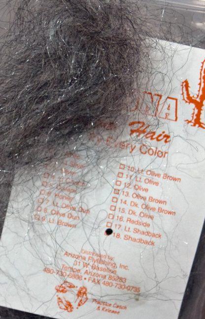 Image of Arizona Minnow Hair - Shadback