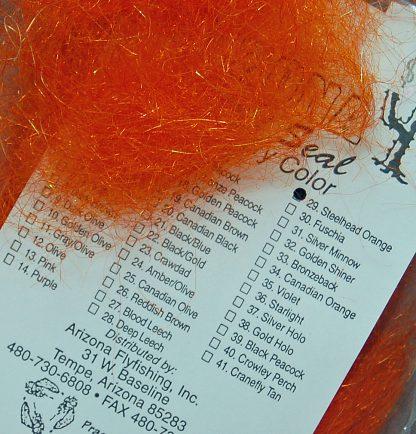 Image of Arizona Simi Seal - Steelhead Orange