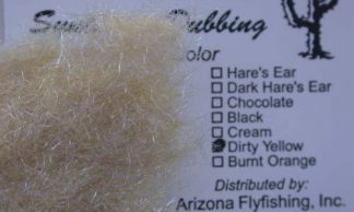 Image of Arizona Synthetic Dubbing - Dirty Yellow