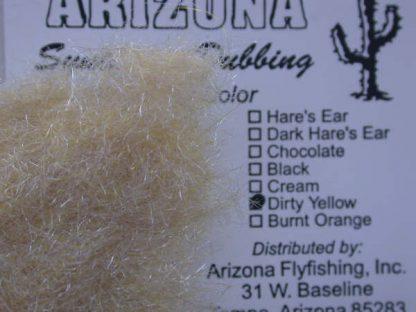 Image of Arizona Synthetic Dubbing - Dirty Yellow