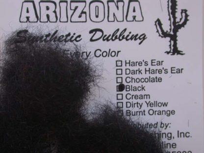Image of Arizona Synthetic Dubbing - Black