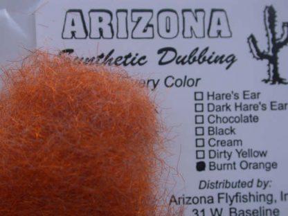 Image of Arizona Synthetic Dubbing - Burnt Orange