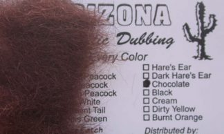 Image of Arizona Synthetic Dubbing - Chocolate