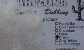 Image of Arizona Synthetic Dubbing - Cream