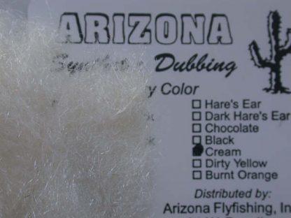 Image of Arizona Synthetic Dubbing - Cream