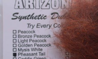 Image of Arizona Synthetic Dubbing - Pheasant Tail