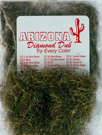 Image of Arizona Diamond Dub - Copper Olive