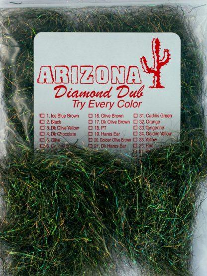 Image of Arizona Diamond Dub - Dk Olive