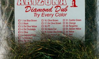 Image of Arizona Diamond Dub - Copper Mocha