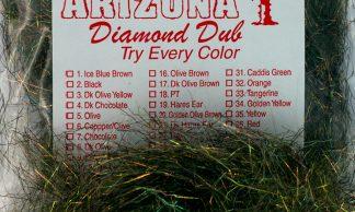 Image of Arizona Diamond Dub - Copper Mocha