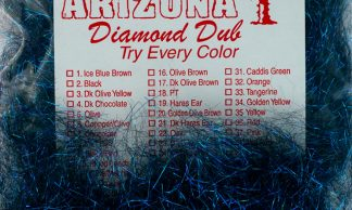 Image of Arizona Diamond Dub - Black Blue