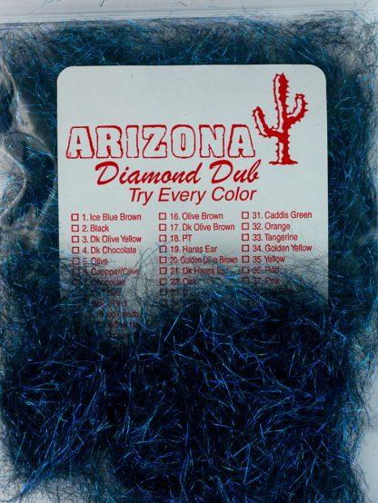 Image of Arizona Diamond Dub - Black Blue