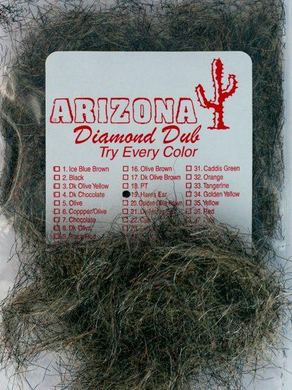 Image of Arizona Diamond Dub - Hares Ear