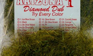 Image of Arizona Diamond Dub - Golden Olive
