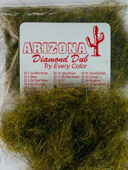 Image of Arizona Diamond Dub - Golden Olive