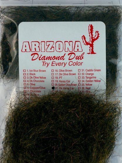 Image of Arizona Diamond Dub - Dk Hares Ear