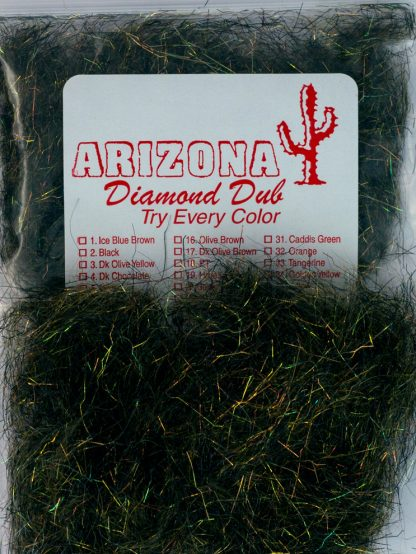 Image of Arizona Diamond Dub - Dk Oak