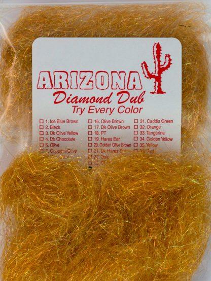 Image of Arizona Diamond Dub - Oct Caddis