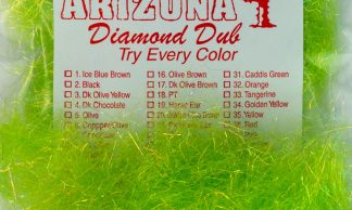 Image of Arizona Diamond Dub - Chartreuse