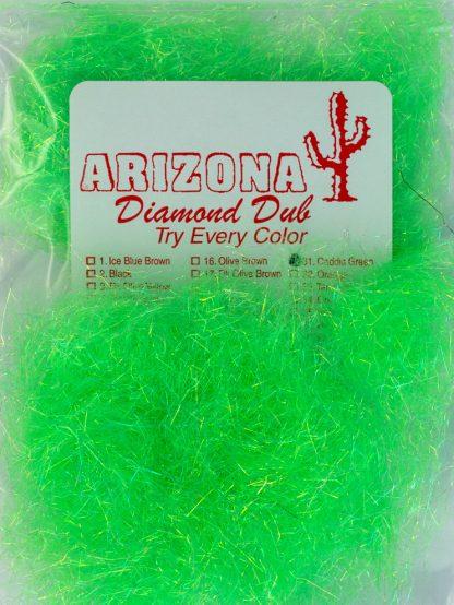 Image of Arizona Diamond Dub - Caddis Green