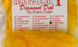 Image of Arizona Diamond Dub - Golden Yellow