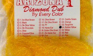 Image of Arizona Diamond Dub - Golden Yellow