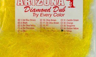 Image of Arizona Diamond Dub - Yellow
