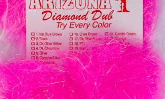 Image of Arizona Diamond Dub - Hot Pink
